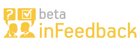 Logo beta inFeedback