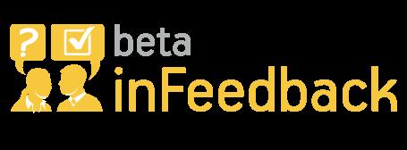 Logo beta inFeedback