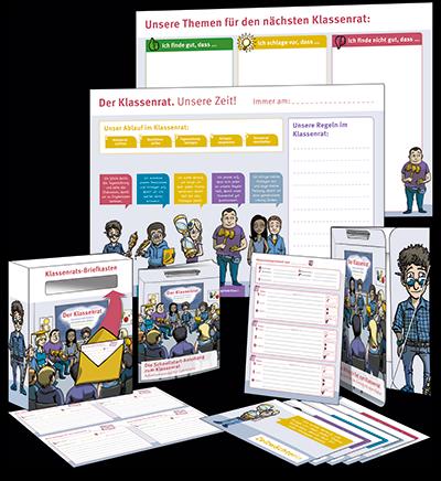 Mitmach-Set zum Klassenrat