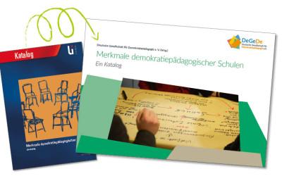 """Redesign """"Merkmale demokratiepädagogischer Schulen"""""""