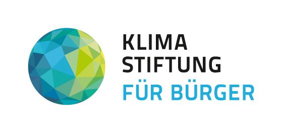Logo Klimastiftung für Bürger